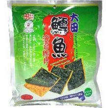 鱈魚海苔脆片<辣味>(金海集)