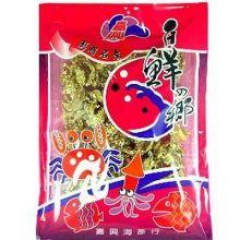 水晶魚<青蔥梅魚酥>(嘉興)