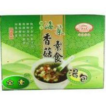 海菜香菇素食湯包(漁翁島)