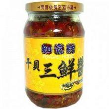 干貝三鮮醬(如意坊)