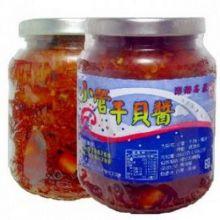 小管干貝醬(阿東)