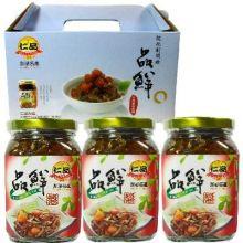 品鮮醬禮盒<3瓶>(仁品)