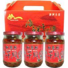 海鮮干貝醬禮盒<3瓶>(如意坊)