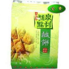 澎湖素食鹹餅<500g>(泉利)