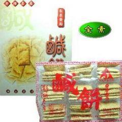 澎湖素食鹹餅<200g>(長春)