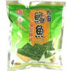 鱈魚海苔脆片<原味>(金海集)