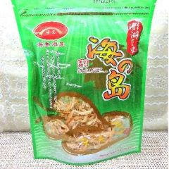 煙燻魷魚絲(海島)