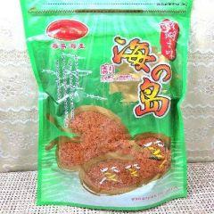 海苔狗母風味魚酥(海島)
