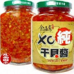 XO純干貝醬<小辣>(金海集)