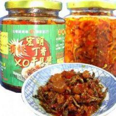 頂級XO丁香干貝醬(宏明)