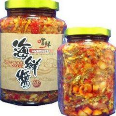 干貝海鮮醬<三瓶>(嚐鮮)