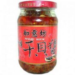 海鮮干貝醬(如意坊)