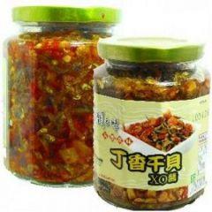 丁香干貝XO醬(澎湖之味)