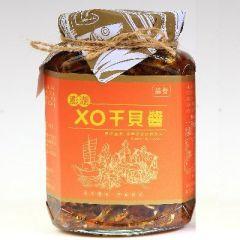 吉貝島XO干貝醬-小辣(協發)