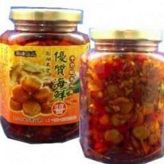 優質海鮮醬<小辣>(華珊)