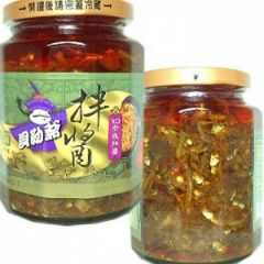 貝勒爺赤崁拌醬(澎祖)