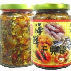 海鮮干貝醬(興源)