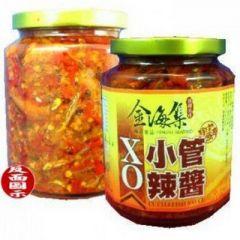 XO小管辣醬(金海集)
