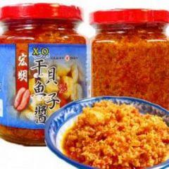 干貝魚子醬<小辣>(宏明)