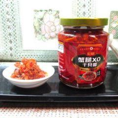 蟹腿XO干貝醬(宏明)