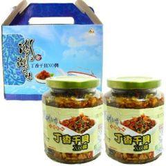 丁香干貝XO醬禮盒<2瓶>(澎湖之味)