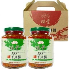 XO純干貝醬禮盒<2瓶>(瑞豐)
