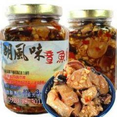 澎湖風味章魚醬